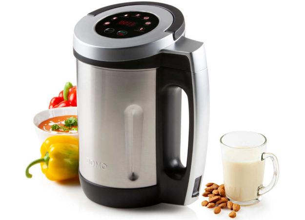 Digitální polévkovar a výrobník rostlinného mléka Domo DO716BL