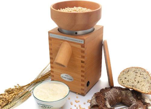 Elektrický mlýnek na obilí Komo Fidibus Classic