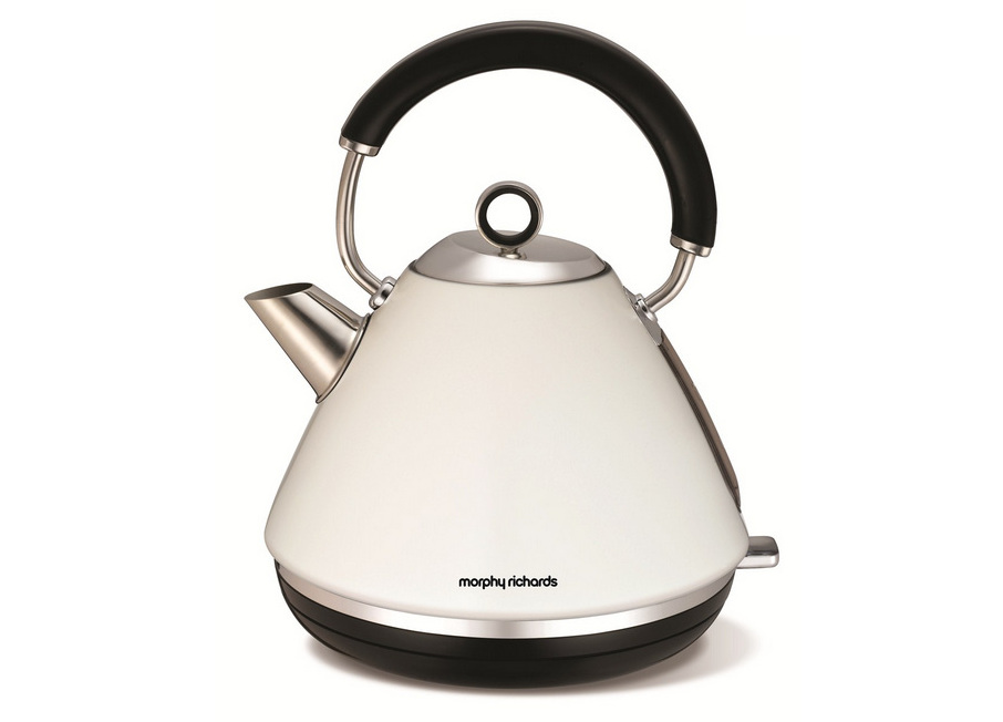 Morphy Richards Accents retro White