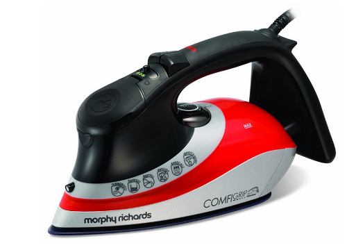 Žehlička Morphy Richards 40859 TriZONE Power Comfigrip